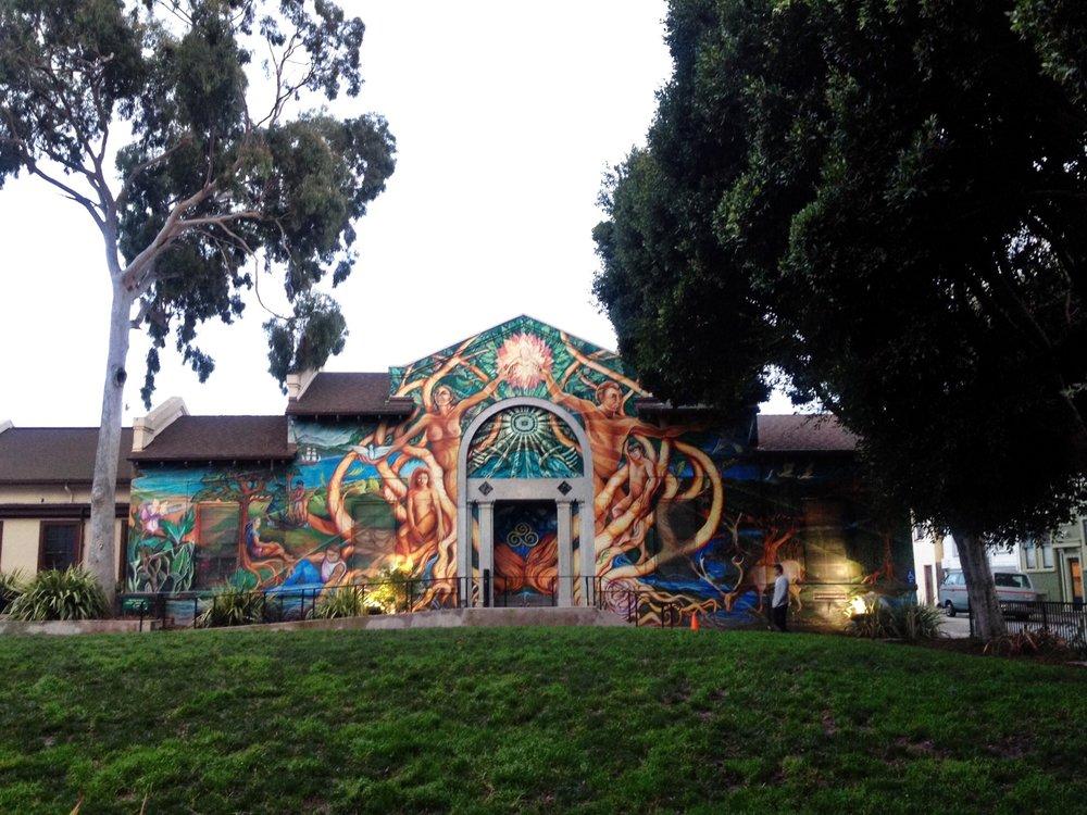 Street Art Mission District SF