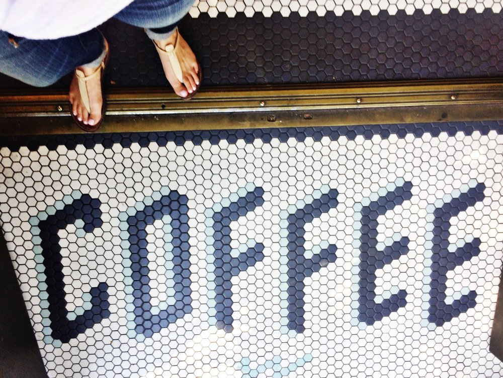 Sightglass Coffee in The Mission #tilegoals