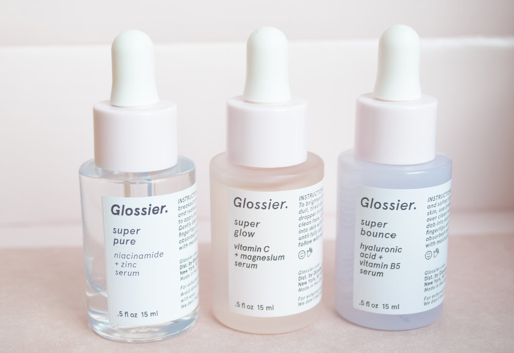 Glossier the supers review