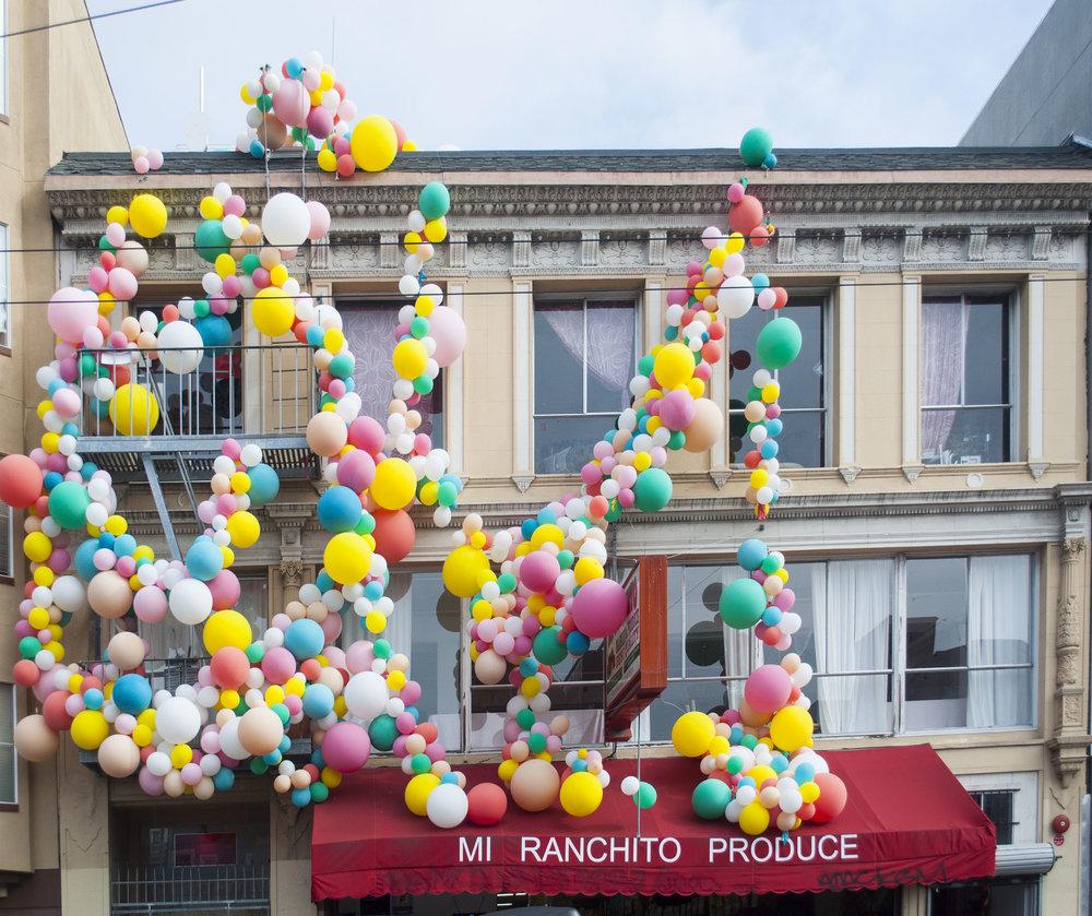 balloons san fran