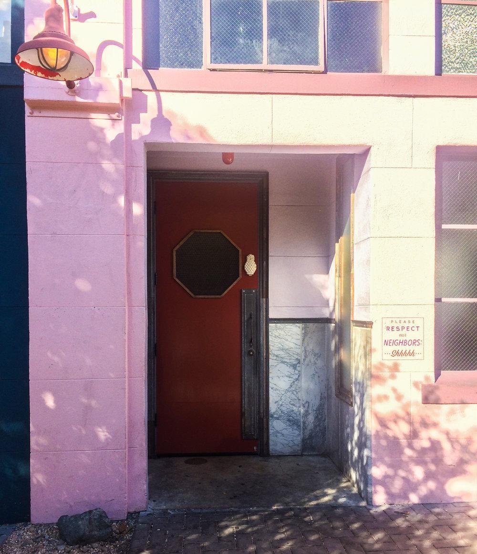 pink house goals