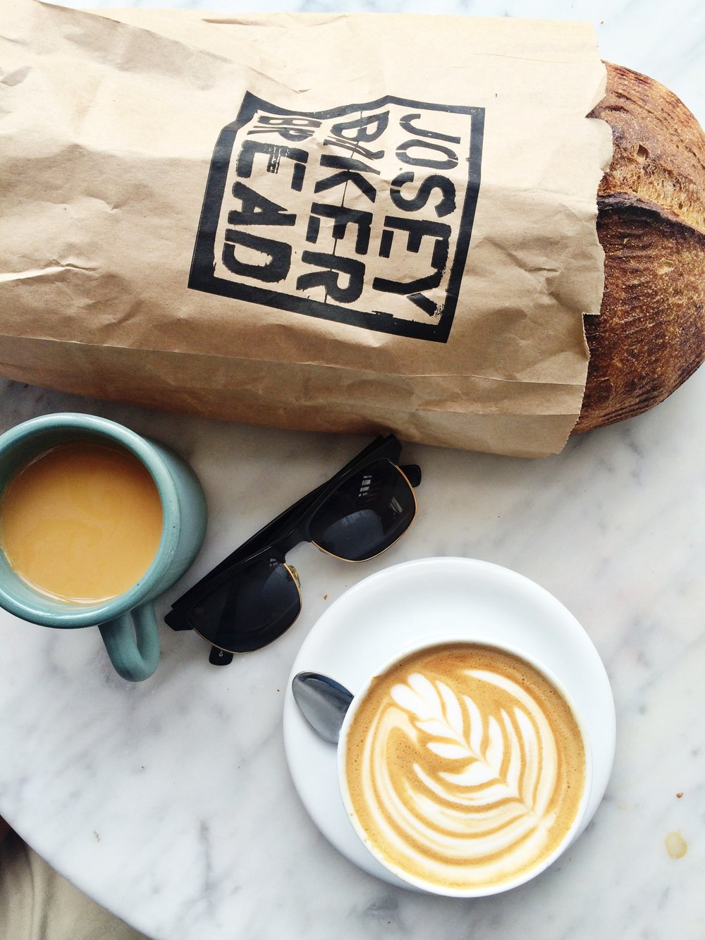 coffee and bread sunday funday goals
