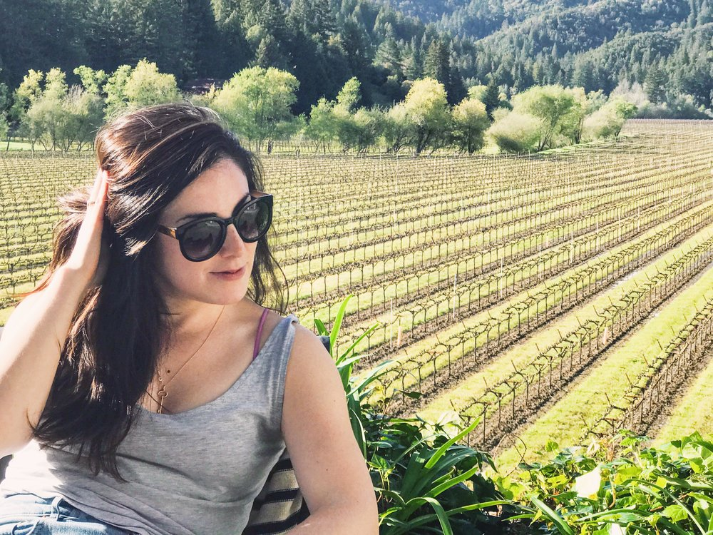 wine country sonoma california weekend getaway