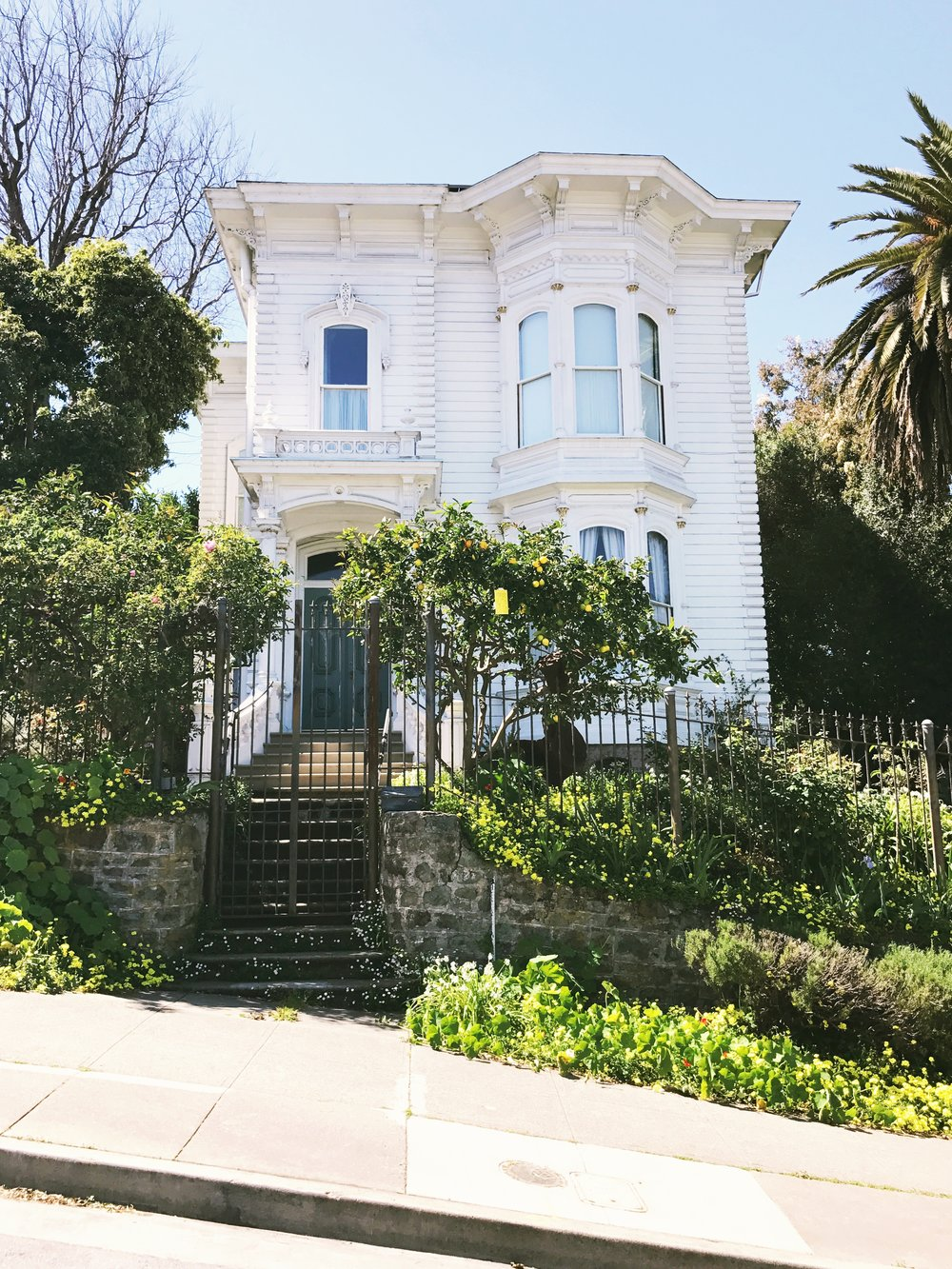 san francisco house goals