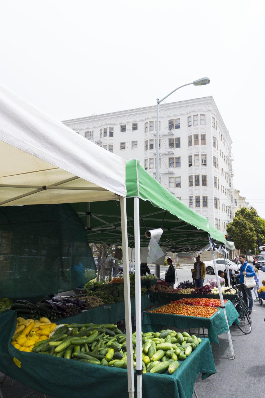 divisadero farmers market sf