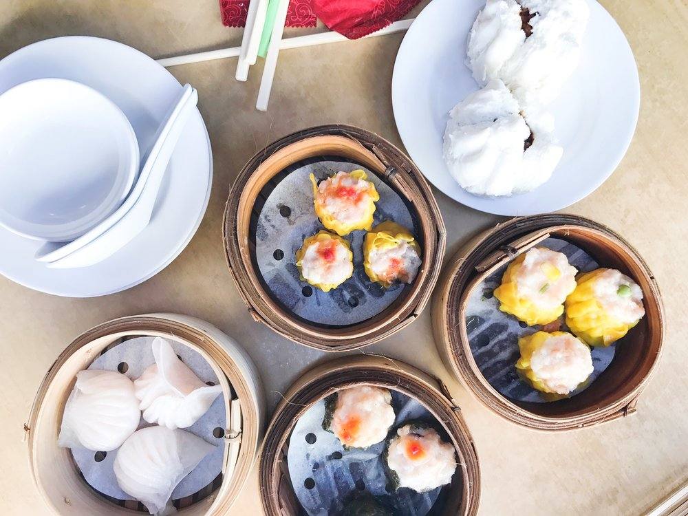 singapore dim sum breakfast