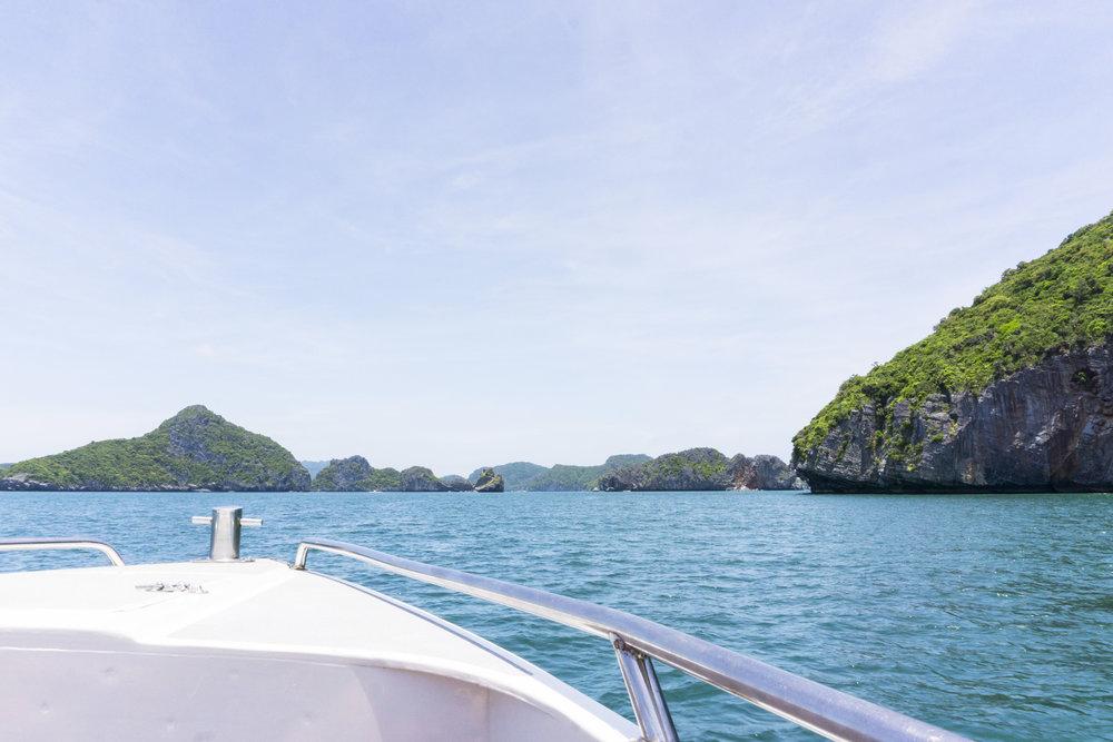 ang thong marine park thailand beaches