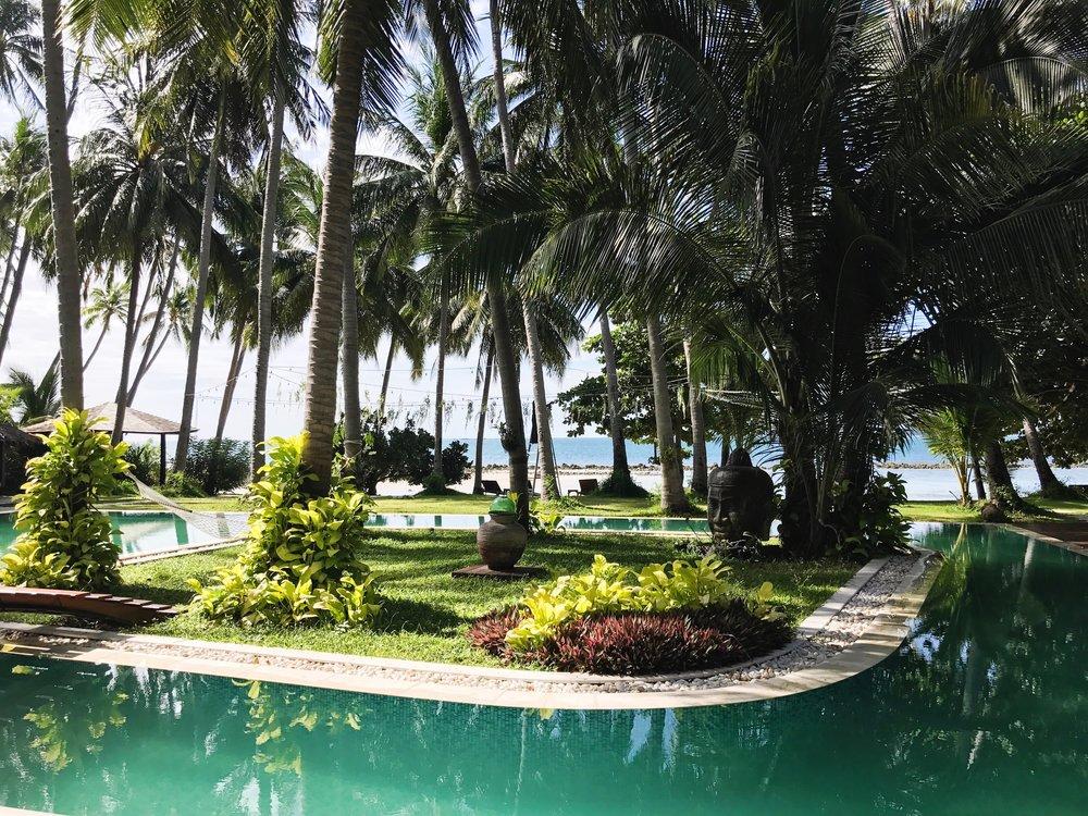 villa kalyana koh samui places to stay thailand