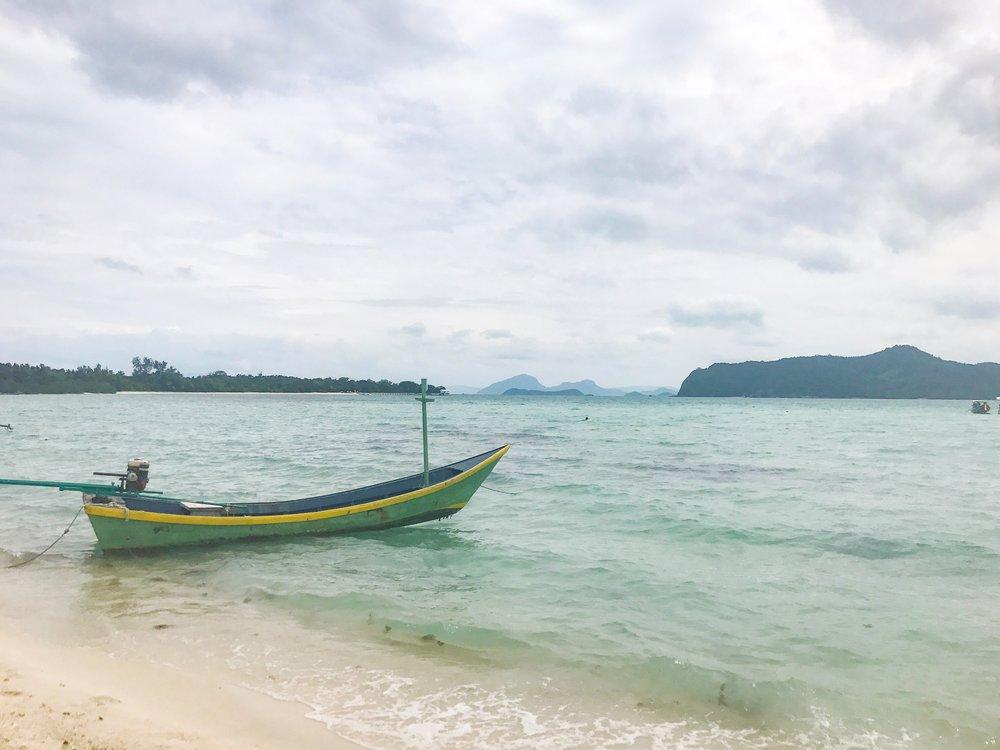 thai boat koh samui