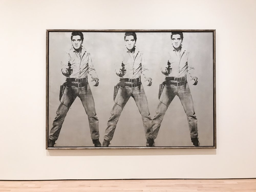 SFMOMA Elvis date ideas