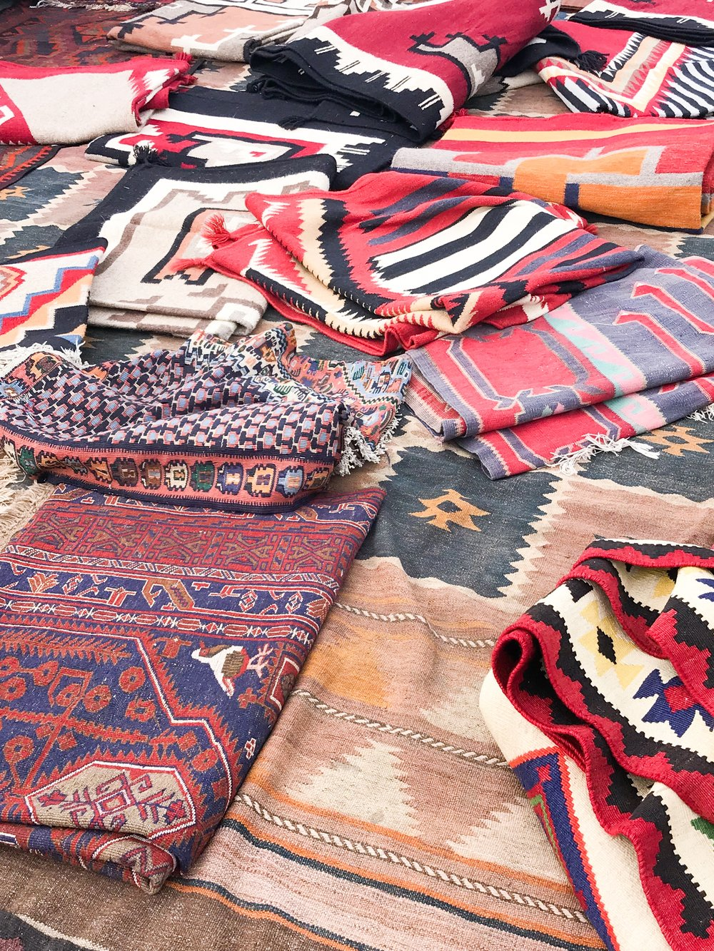 vintage rugs bay area