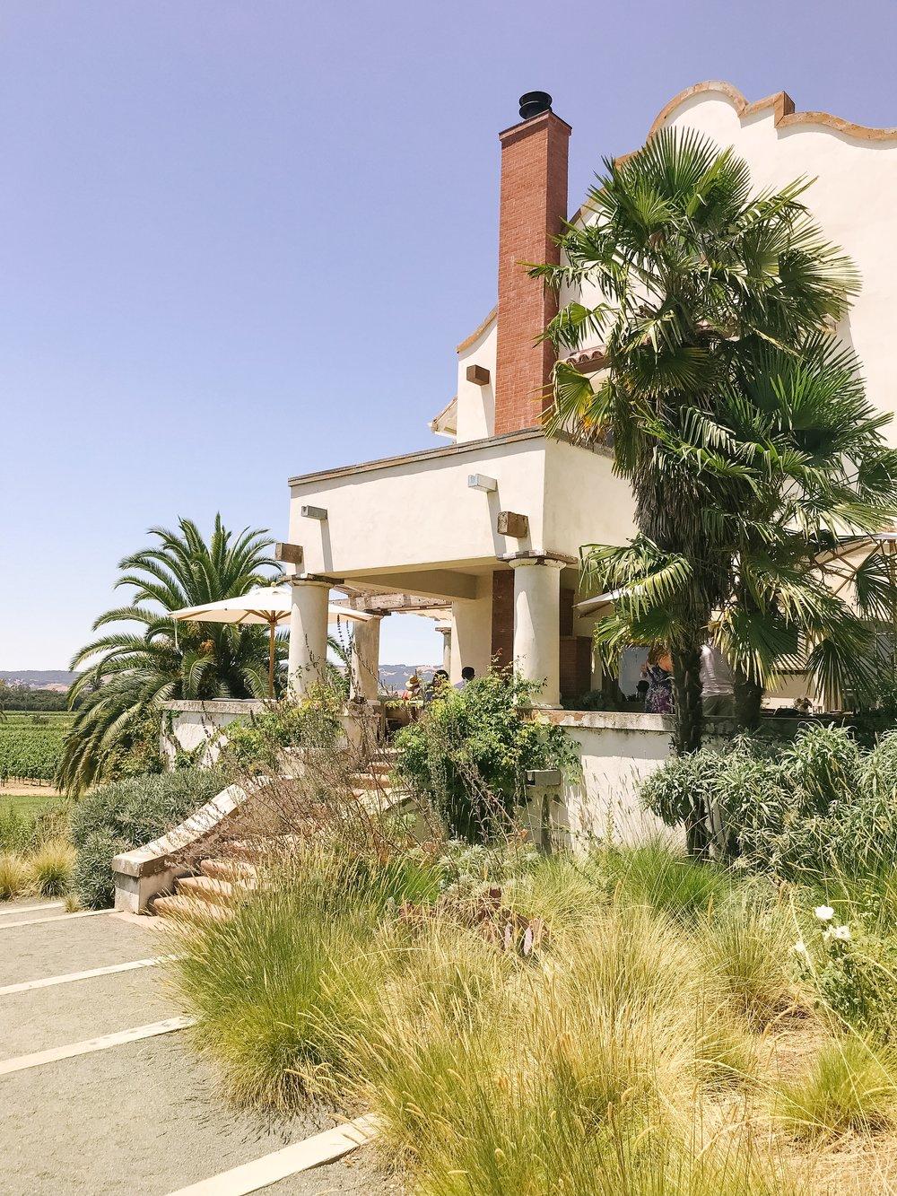 scribe winery hacienda tasting experience