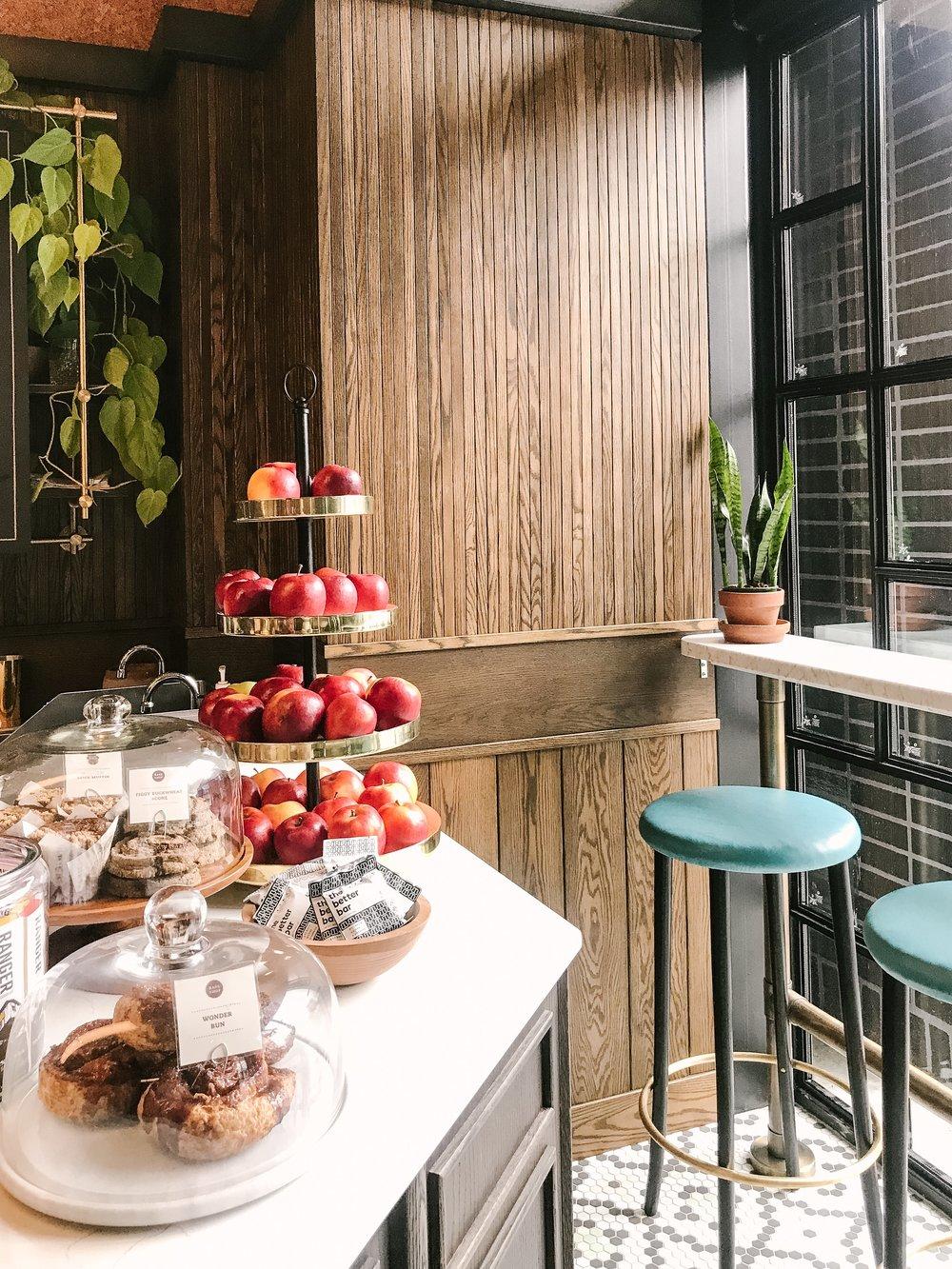 Hoxton Hotel Portland Coffee Shops