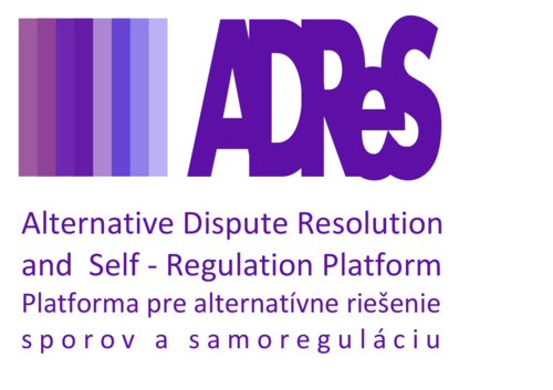 Alternative Dispute Resolution and Self-Regulation Platform
