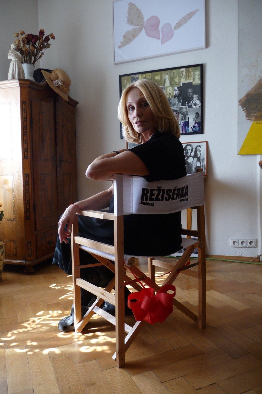 Červená má viac ako 3/4 spokojných divákov... - Spokojnosť užívateľov Česko-slovenskej filmovej databázy s dokumentom Červená režisérky Olgy Sommerovej (na fotografii) presiahla 75 %.