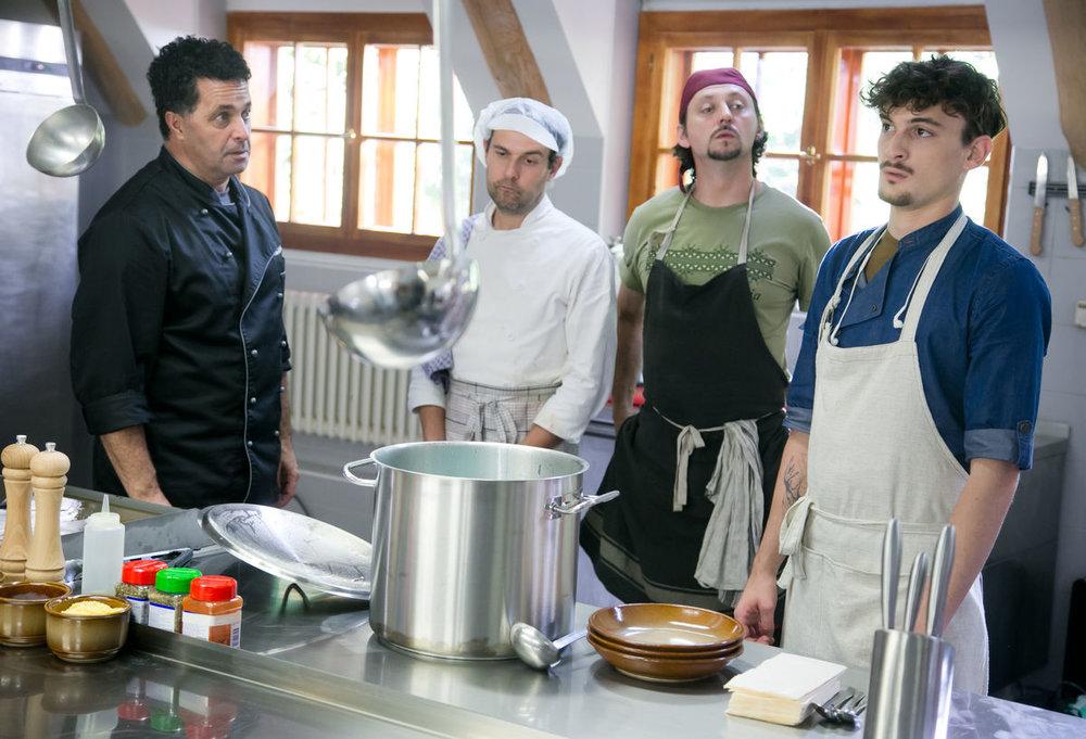 Seriál Kuchyňa