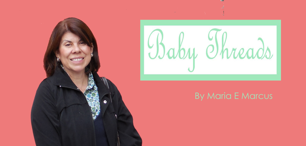 Maria E Marcus, Designer and founder of Baby Threads.