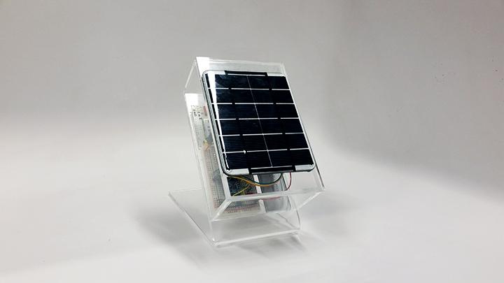 Solar Data Logger