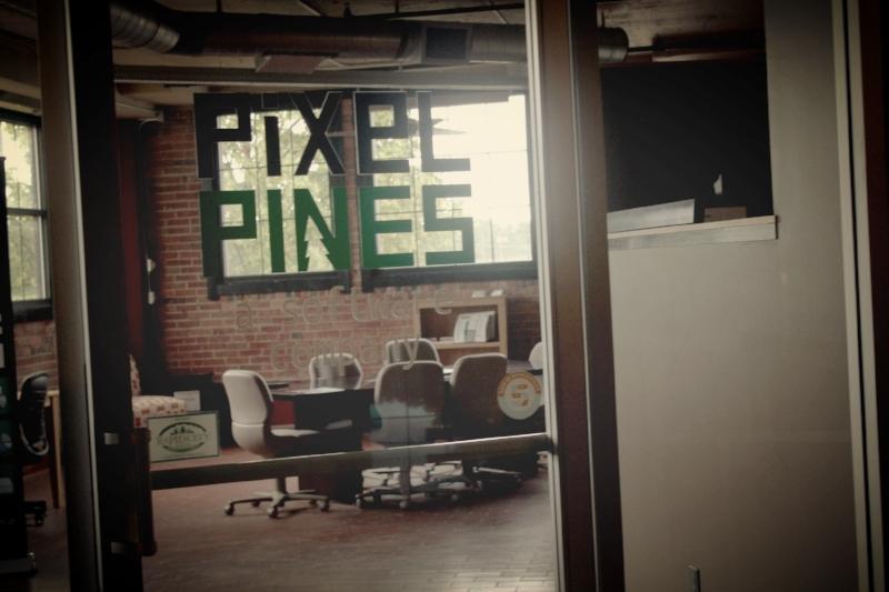 Pixel Pines