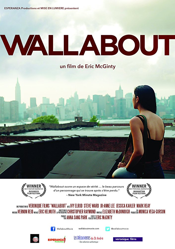 Wallabout - A single woman struggles to rebuild her life in Brooklyn after spending 10 years abroad as the unrecognized muse to a famous filmmaker. Wallabout is an intimate first-person account of an overeducated and underemployed outsider who navigates an often hypocritical and corrupt society. It's an urban meditation on artistic perseverance and the eternal search for family.