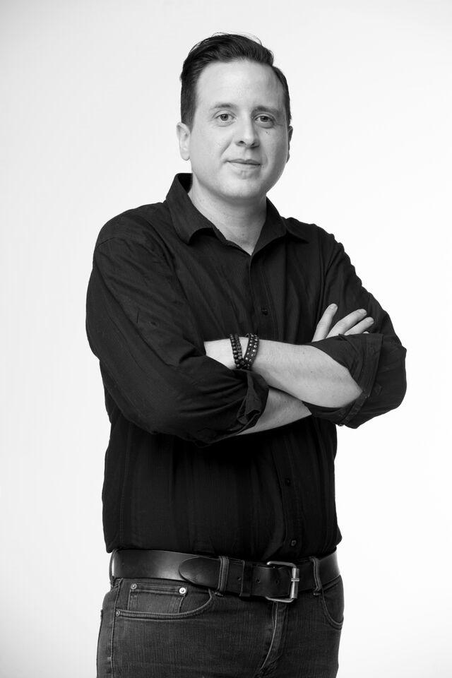 Jason brown howard stylist for 77 salon portland