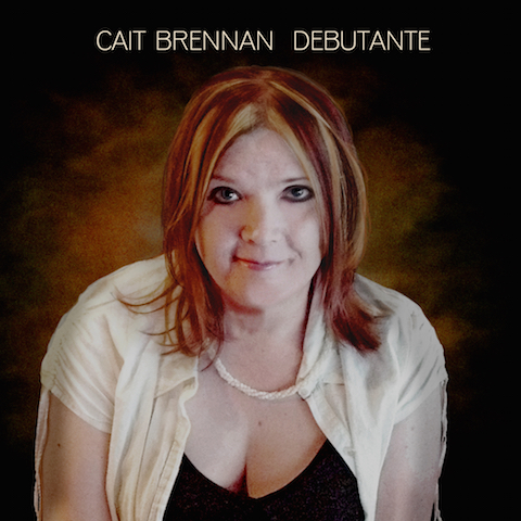 Cait Brennan - Debutante cover design by Todd Alcott - cover photo by Wendy Parks © 2016 Cait Brennan under license to Black Market Glamour.