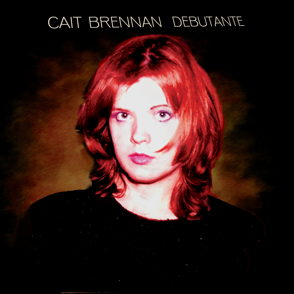 Cait Brennan - Debutante   (Black Market Glamour, 2016)    Recorded at  Reseda Ranch Studios, Reseda, CA | Space 67, Phoenix, AZ   Producers   Cait Brennan and Fernando Perdomo    Engineers   Fernando Perdomo (Reseda Ranch Studios) Cait Brennan (Space 67)     Mixed by  Fernando Perdomo   Mastering  Zach Ziskin   Cover Art and Package Design  Todd Alcott and Cait Brennan