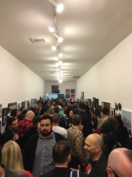 Gallery 1988  Star Wars: Art Awakens Opening Reception
