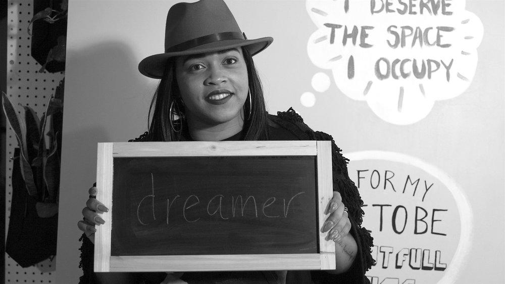 Woman Dreamer Sign 2.JPG