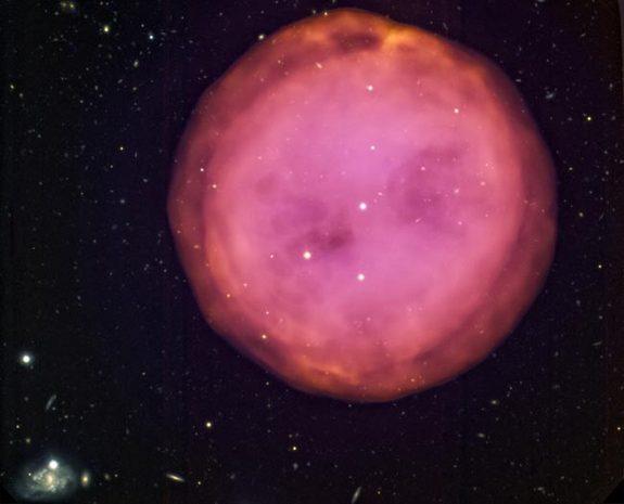 Nebulosa del Búho