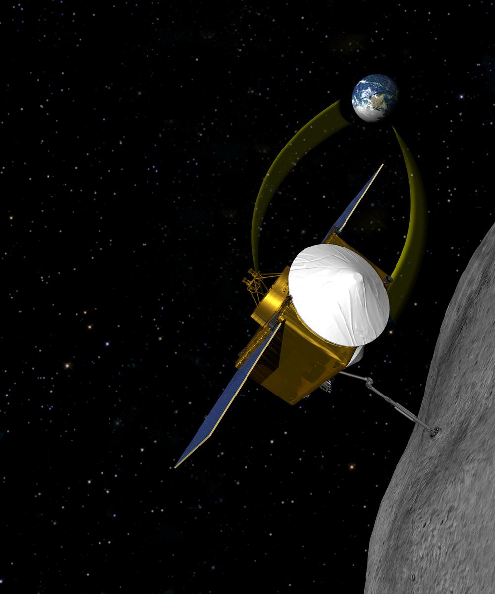 Sonda OSIRIS REx de NASA