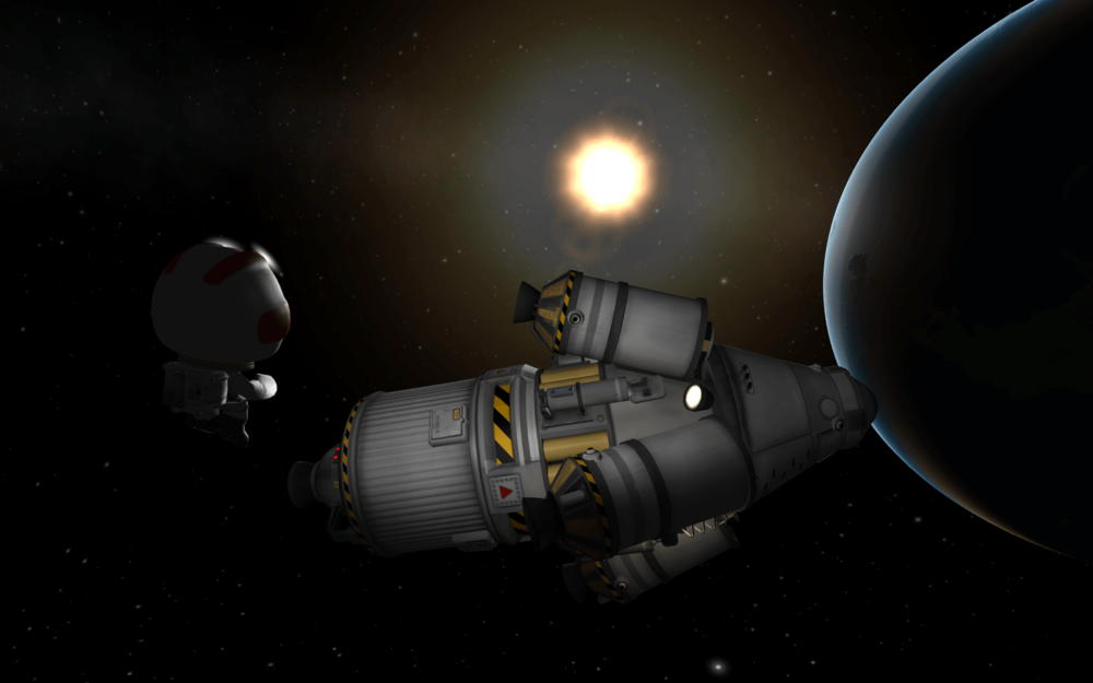 KSP, Kerbal Space Program