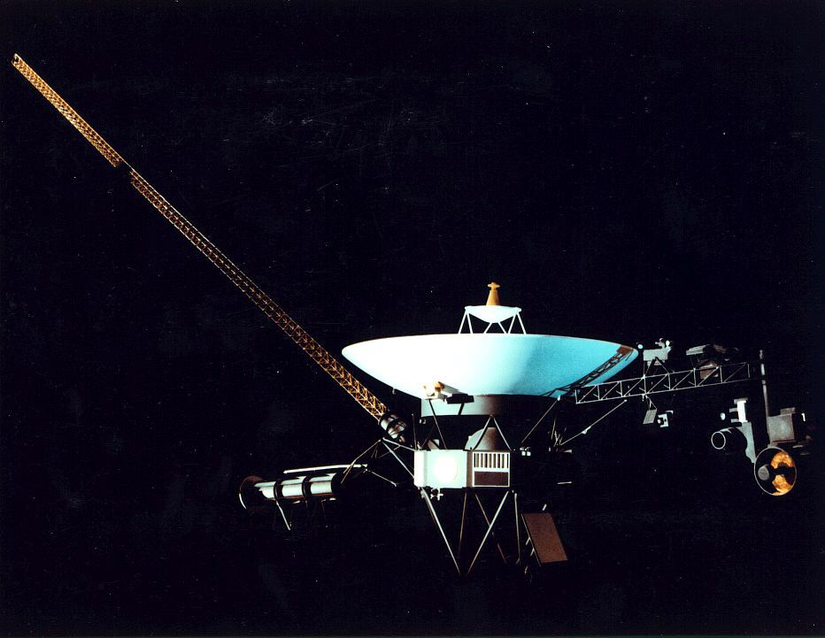 Voyager 2. Foto: NASA