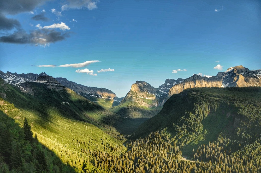 """Hello Beautiful!""- Glacier National Park"