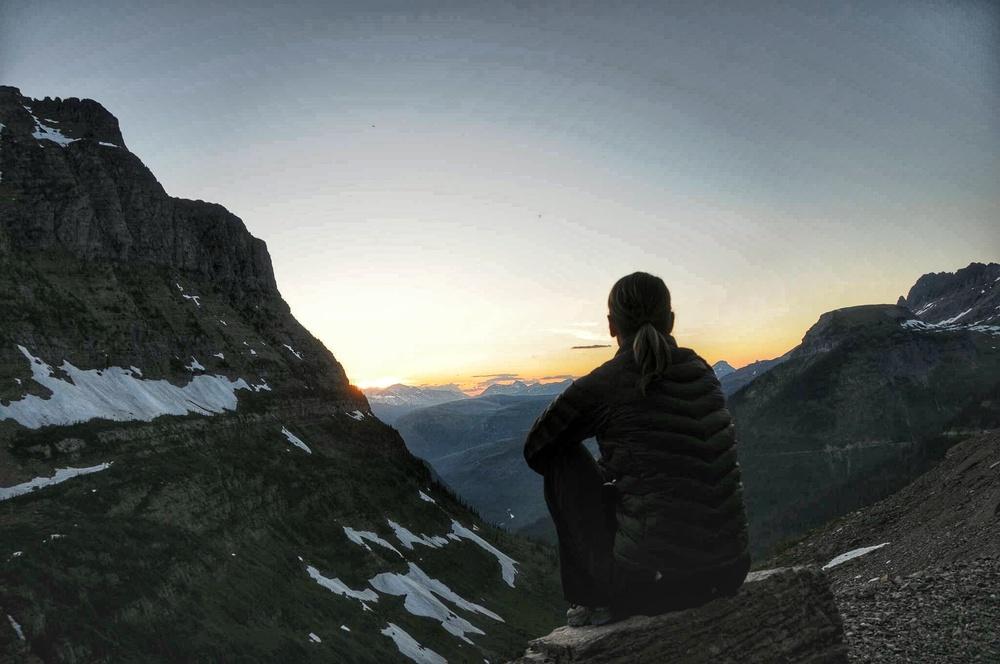 Logan Pass- Glacier National Park
