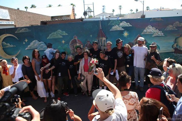 Celebration of art, youth and culture in Santa Barbara