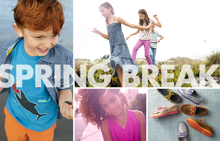 Wishing Everyone a very Happy Spring Break!