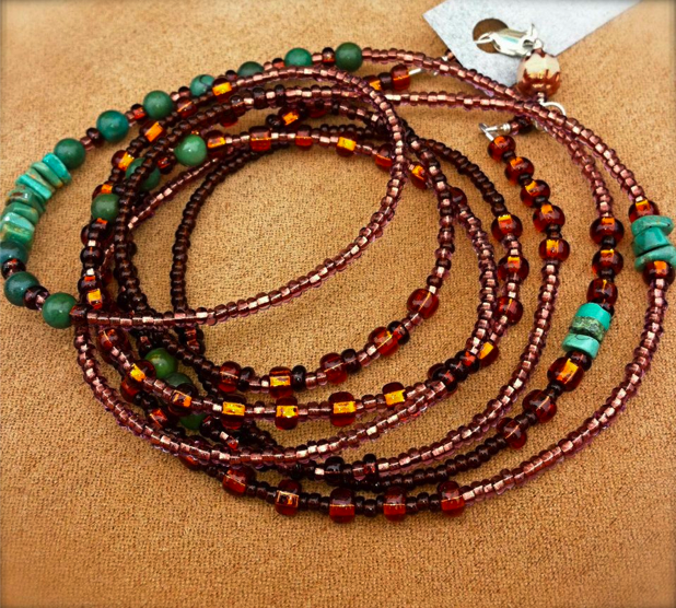 Come to the Holiday Artisan Bazaar this Saturday, at 209 Anacapa St, to see the hand crafted, unique, one-of-a-kind pieces of beaded jewelry by Jewls! To see the styles, visit her Facebook page at http://www.facebook.com/Jewls007.