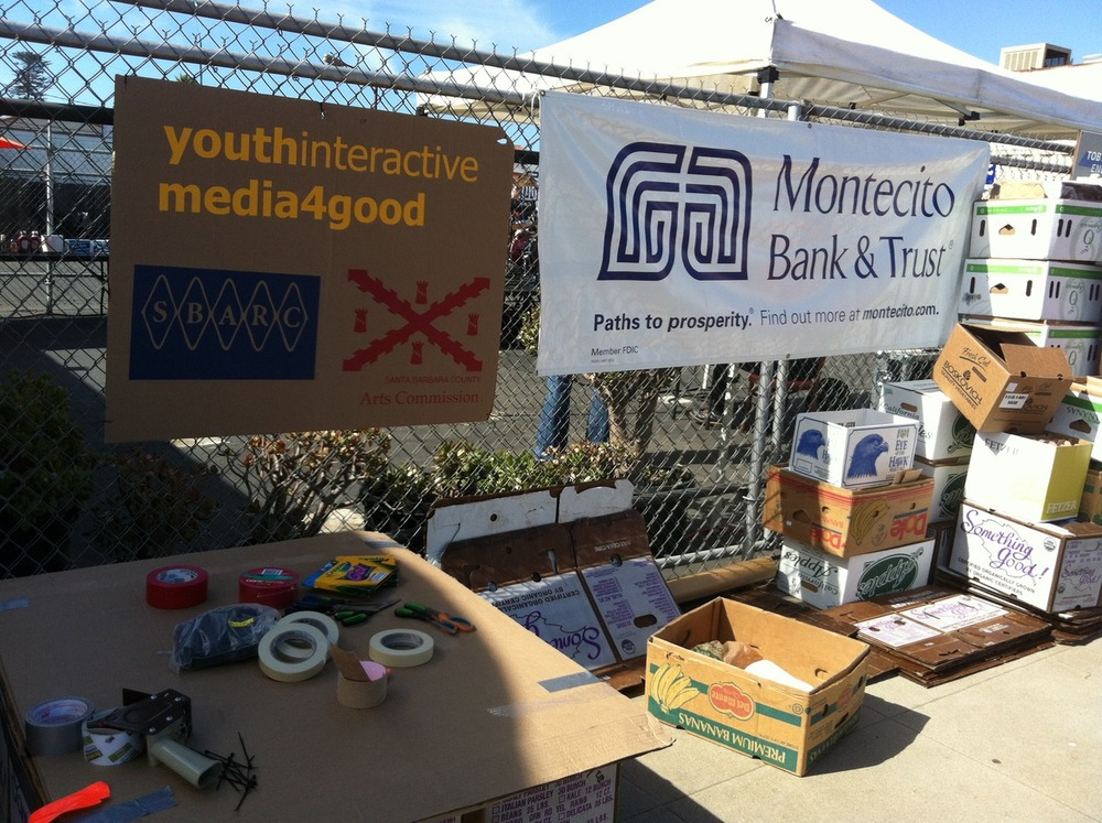 A big thank you to our generous event sponsor The Montecito Bank & Trust