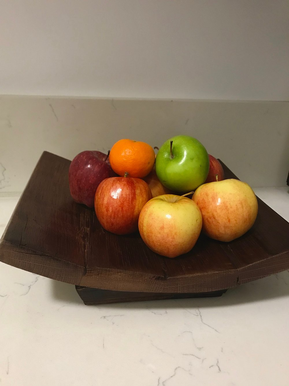 One of the bowls made by RBY! Perfect for fruit!