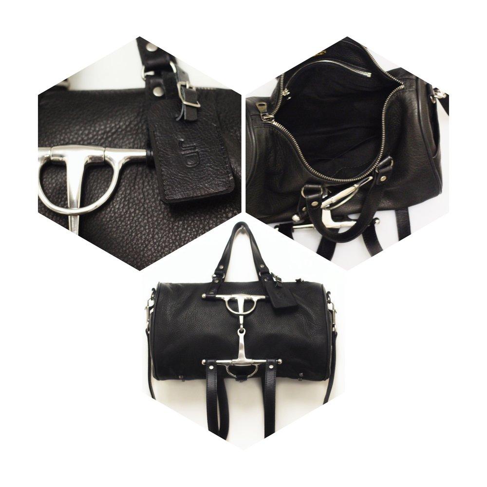 Horse+Nail Rider Duffel Handbag