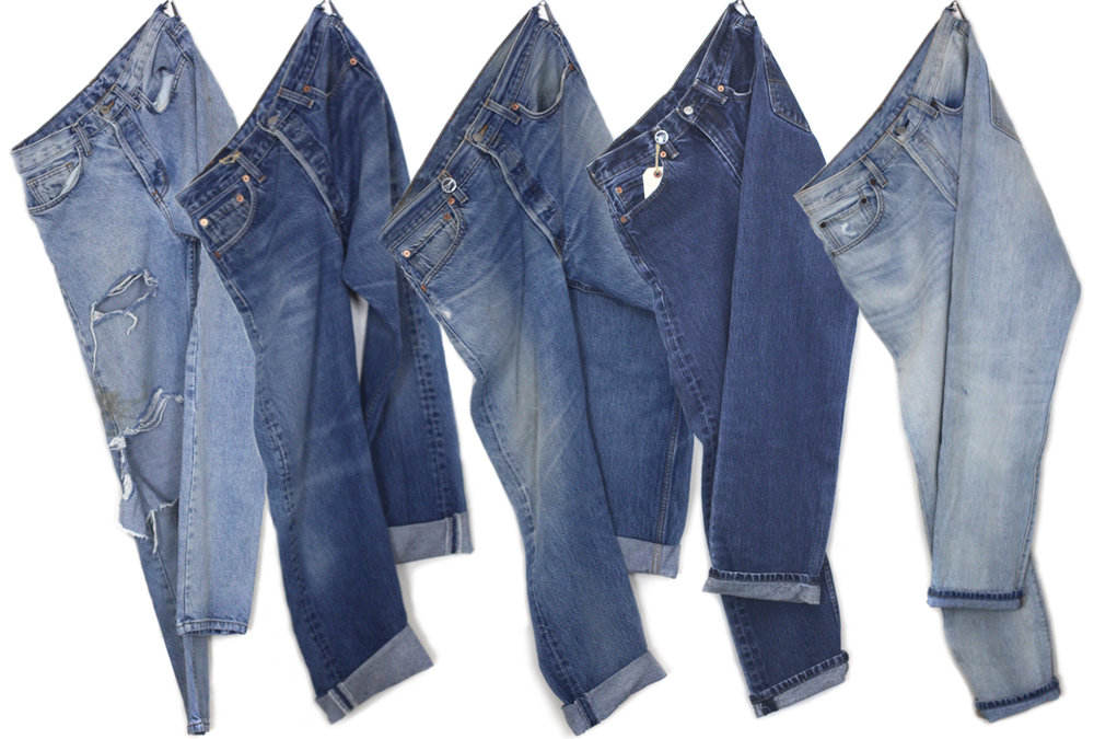 Shop Our Denim...
