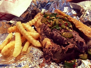 Mr. Beef Italian Beef - Image One.JPG