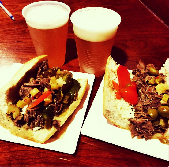 Stay warm this Christmas with not just holiday spirit, but with some Chicago Italian Beef. See the latest pictures added to our  Gallery  or email us at  info@chicagoitalianbeef.com  to submit your own.