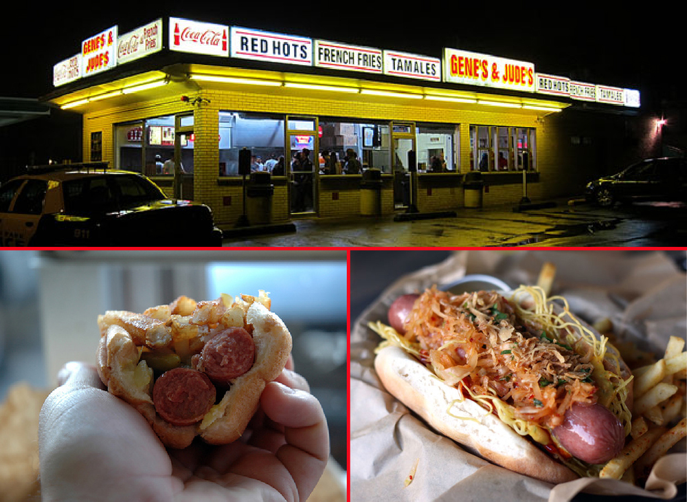 The Classics have their benefits! There's nothing more original than a loaded Chicago-Style Hot Dog. See the latest pictures added to our  Gallery  or email us at  info@chicagoitalianbeef.com  to submit your own.