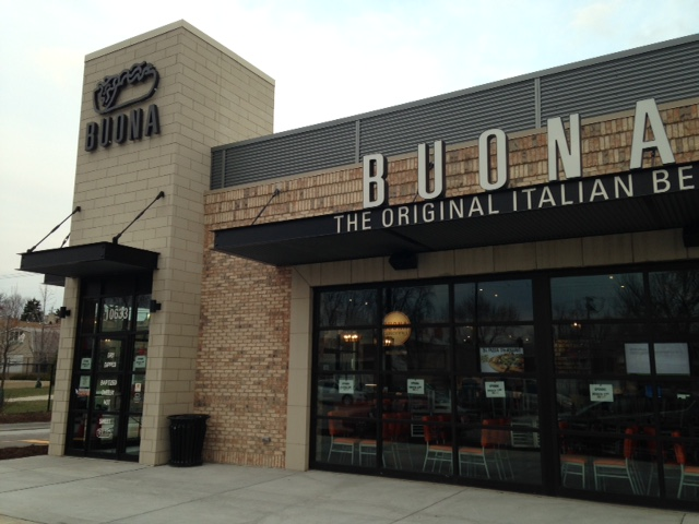 Just imagine an endless stream of authentic Chicago Italian Beef each week for an entire year. Sounds like a fantasy, right? Only at Buona in Beverly is it a reality! See the latest pictures added to our  Gallery  or email us at  info@chicagoitalianbeef.com  to submit your own.
