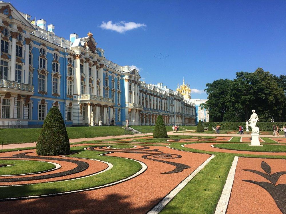 Catherine (Ekaterina's) Palace