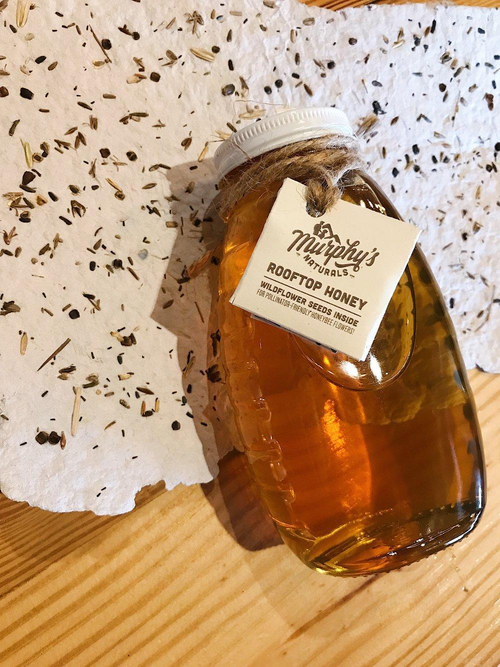 bee downtown honey