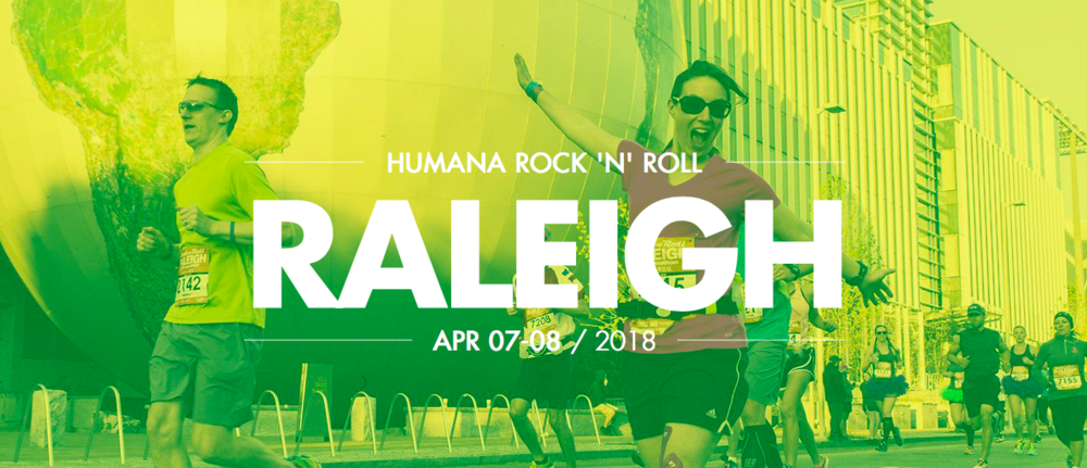 Raleigh Rock N' Roll Race