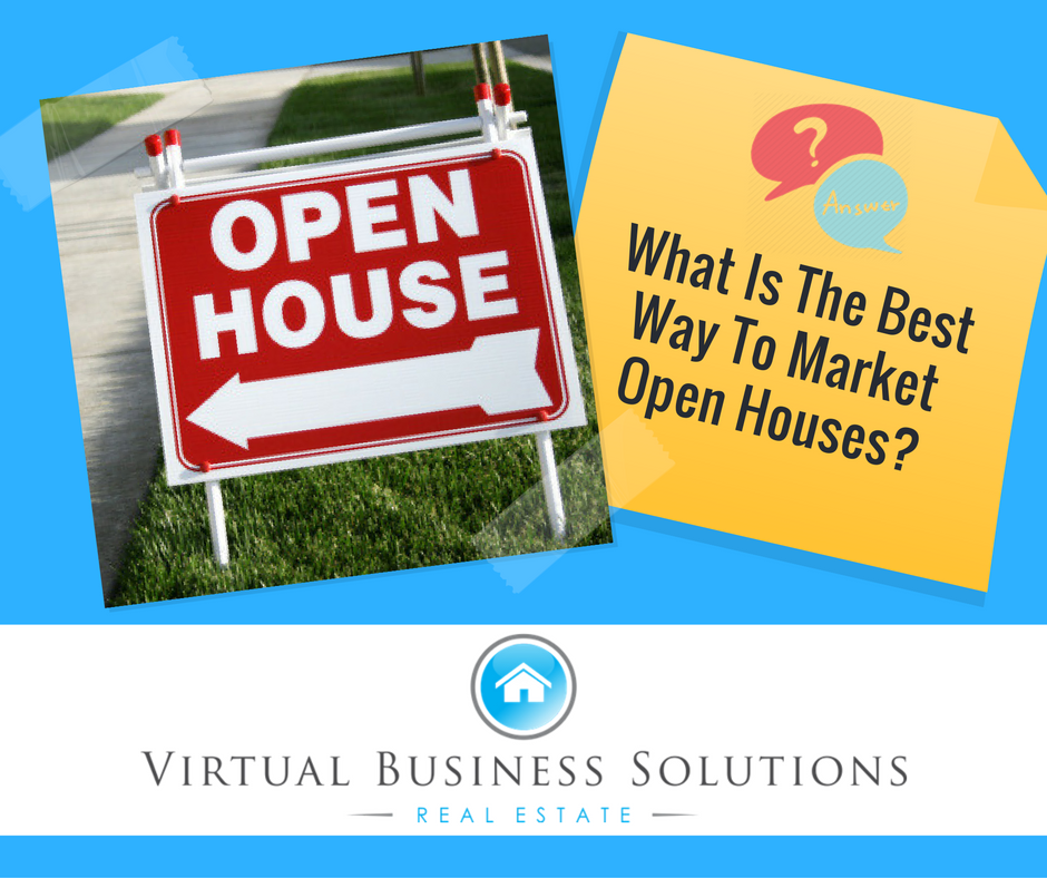 If you're tired of the same old marketing, or if you feel like your current marketing strategies are not attracting many prospects to your Open Houses, take a look at these 5 tips. Try implementing a new idea and let us know if it works for you!